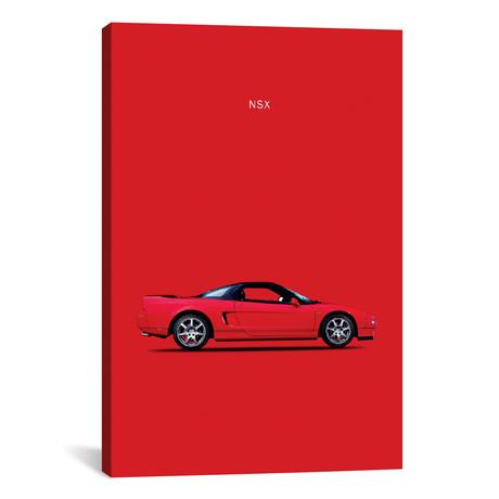 "Honda (Acura) NSX (26""W x 18""H x 0.75""D)"