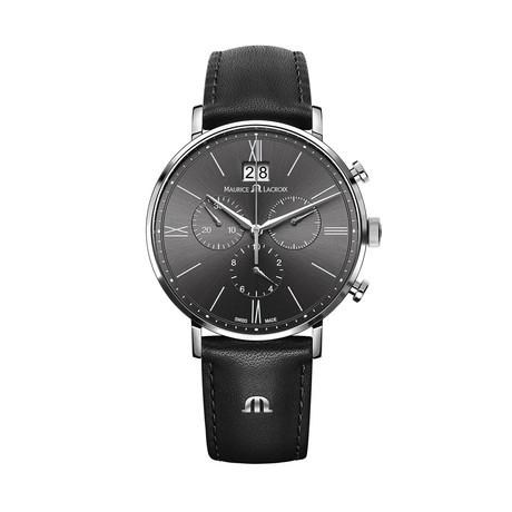 Maurice LaCroix Eliros Chronograph Automatic // EL1088-SS001-811-1