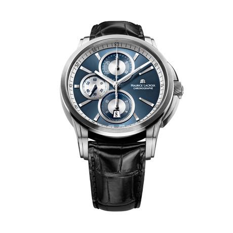 Maurice LaCroix Pontos Chronograph Automatic // PT6188-SS001-430