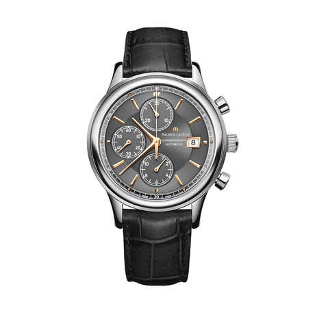 Maurice LaCroix Les Classiques Automatic // LC6158-SS001-320 (Black)