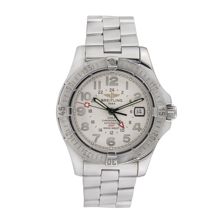 Breitling Colt Chronometer GMT Automatic // A32350 // Pre-Owned