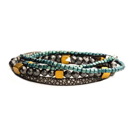 STAX Bracelet Set // No. 5