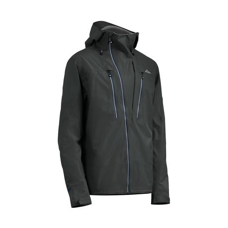 Temerity Jacket // Pirate Black (XS)