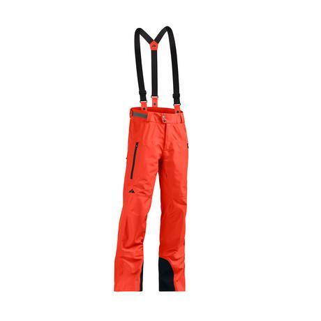 Temerity Pant // Red Orange (XS)