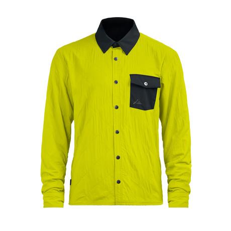 Alpha Shirt Jacket // Sulphur Spring (XS)