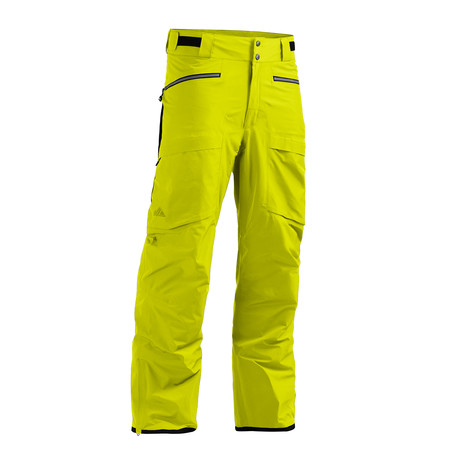 Theo Pant // Sulphur Spring + Apple Green (XS)