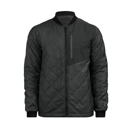 Drifter Jacket // Pirate Black (XS)