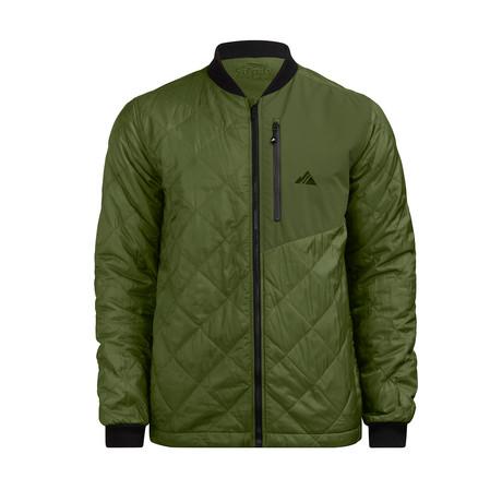 Drifter Jacket // Pesto