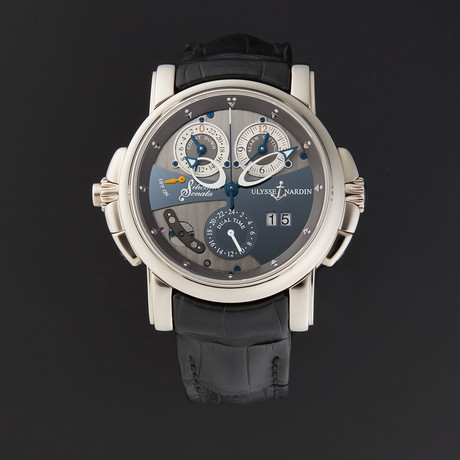 Ulysse Nardin Sonata Silicium Automatic // 670-85 // Store Display