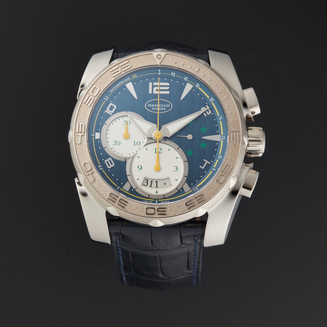 Parmigiani Pershing 005 Chronograph Automatic // PFC528-3402500-HA3142 // Store Display