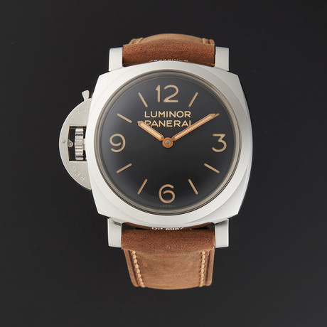Panerai Luminor 1950 3 Days Manual // PAM00557 // Store Display