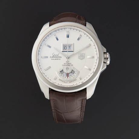 Tag Heuer Grand Carrera GMT Automatic // WAV5112.FC6231 // Store Display