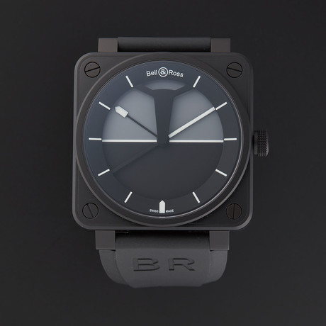 Bell & Ross Aviation Horizon // BR0192-SHO // Store Display