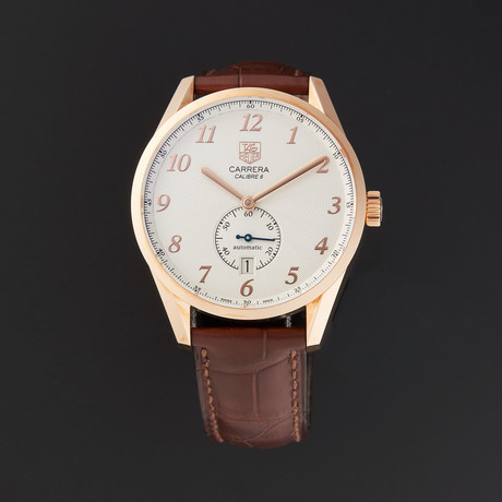 Tag Heuer Carrera Heritage Automatic // WAS2140.FC8176 // Store Display