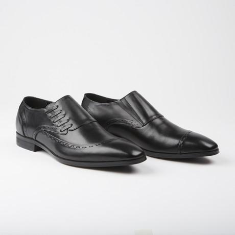 Bruntsfield Dress Formal Slip On // Black