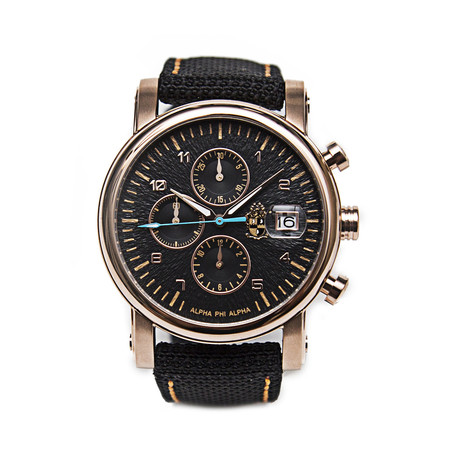 Stranger Time Chronolux Chronograph Quartz // Limited Edition // CHRONOLUXALPHARGK