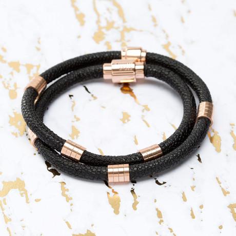 Steve Madden // Cord Wrap Bracelet