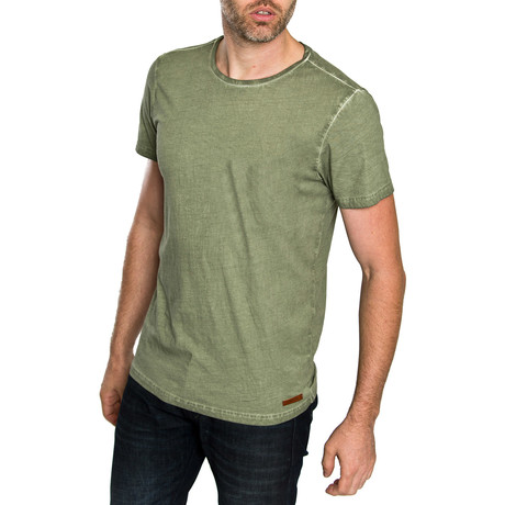 Irving T-Shirt // Green (S)
