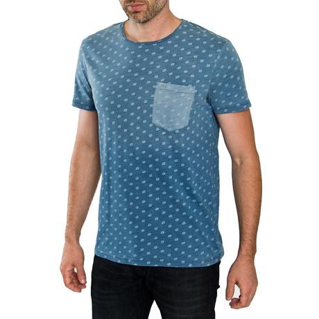Marco T-Shirt // Blue (S)