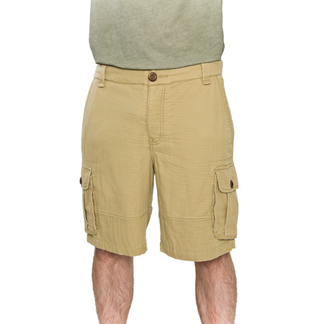 Bennett Shorts  // Yellow (S)