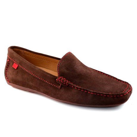 Broadway // Brown Suede (US: 7)