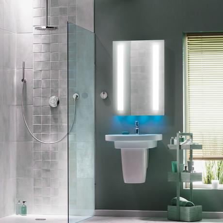 SteriLumen UV Disinfecting Lit-Mirror System
