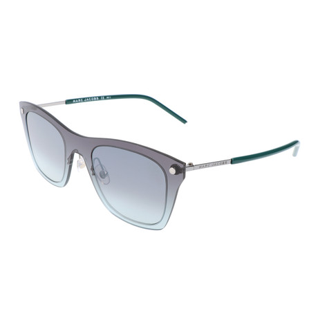 Marc Jacobs // Women's Rience Sunglasses // Clear Grey