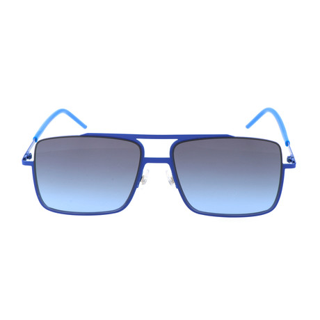Men's 35-S W3B Sunglasses // Blue