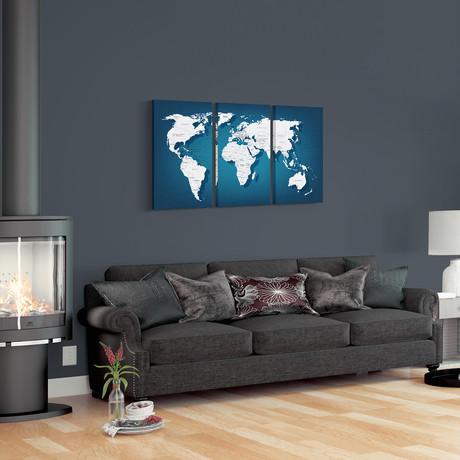 World Map // 605