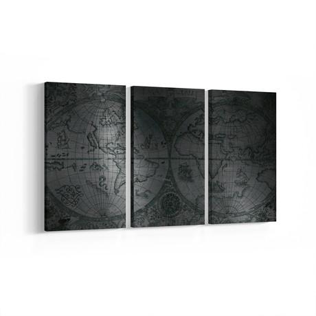 World Map // 664