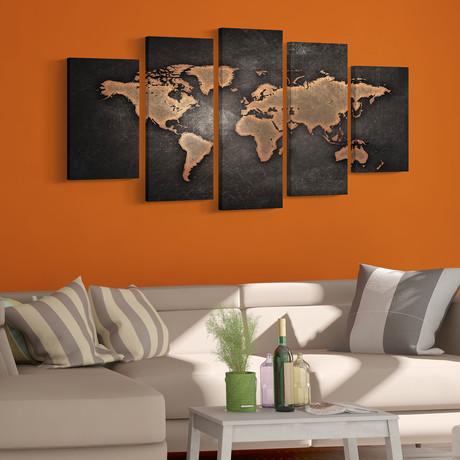 World Map // 316
