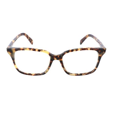 Woman DL5055 Frames // Blonde Havana