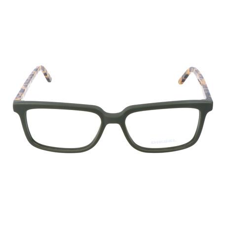 Men's DL5067 Frames // Dark Green