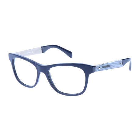 Unisex DL5078 Optical Frames // Blue