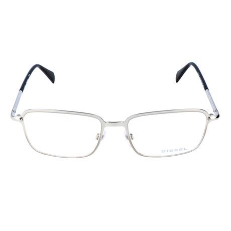 Men's DL5163 Optical Frames // Silver