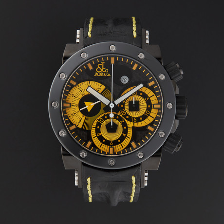 Jacob & Co. Epic II Chronograph Automatic // E14 // Store Display