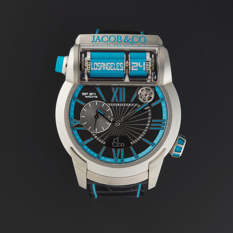 Jacob & Co. Epic SF24 Automatic // 91329000 // Store Display