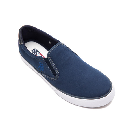 Leroy Sneakers // Dark Blue (Euro: 40)