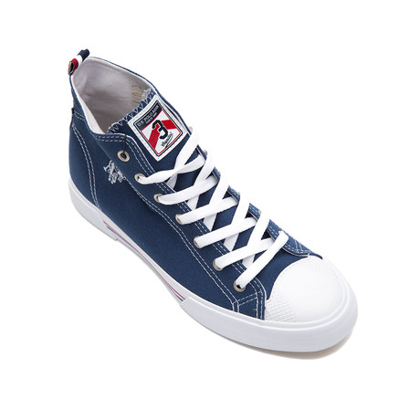 Rhin Denim Sneakers // Dark Blue (Euro: 40)