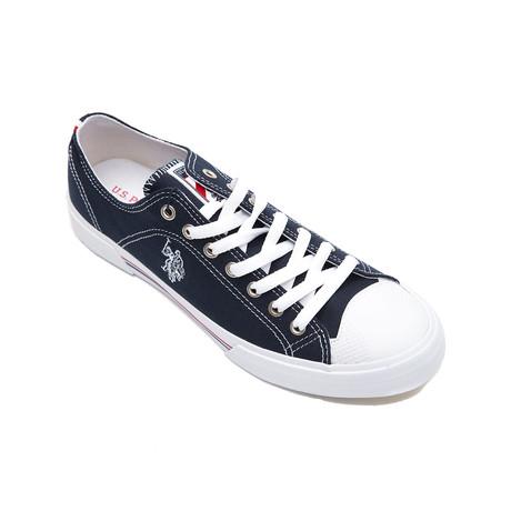 Rion Sneakers // Dark Blue