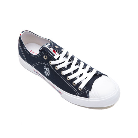 Rion Sneakers // Dark Blue (Euro: 40)