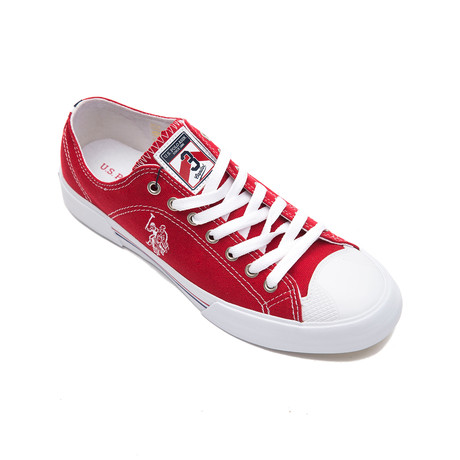 Rion Sneakers // Red (Euro: 40)