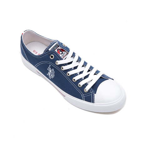 Rion Denim Sneakers // Dark Blue (Euro: 40)