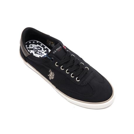 Ray Sneakers // Nero + Black