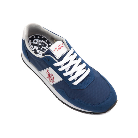 Natts Nylon Sneakers // Light Blue (Euro: 40)