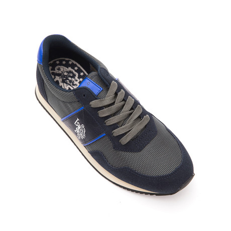 Natts Aspen Sneakers // Dark Blue + Steel (Euro: 40)