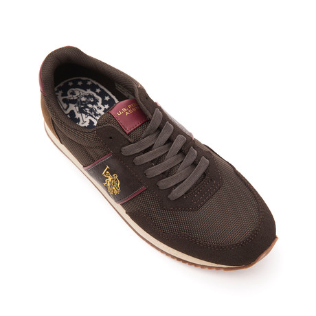 Natts Aspen Sneakers // Dark Brown + Brown (Euro: 40)