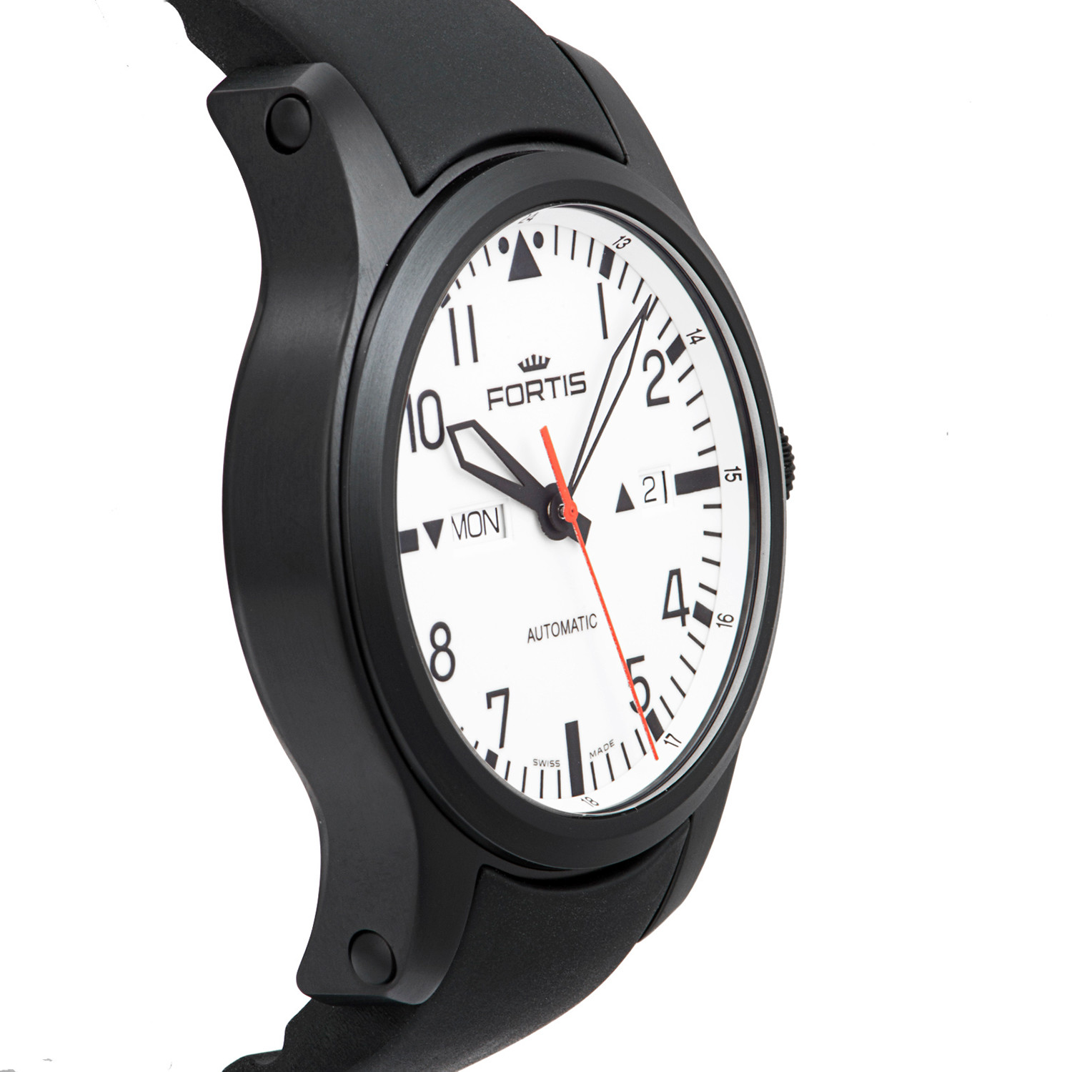 Fortis F-43 Nocturnal Automatic      655 18 12 K - Exceptional Watches