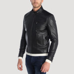 Howard Leather Jacket // Black (L)