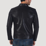 Stanyan Leather Jacket // Black (XS)